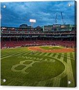 Boston Strong Acrylic Print by Paul Treseler