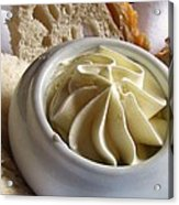 Bread And Butter Acrylic Print by Jennifer Wheatley Wolf