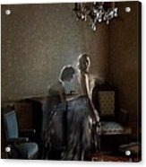 Brides Maid Acrylic Print by Tom Straub