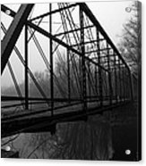Bridge Acrylic Print by Off The Beaten Path Photography - Andrew Alexander