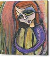 Broken Spirit Acrylic Print by Tanielle Childers