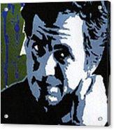 Bruce Banner Acrylic Print by Stephenie Lee