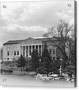 Buffalo History Museum 2 Acrylic Print by Peter Chilelli