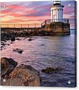 Bug Light Park Acrylic Print by Benjamin Williamson
