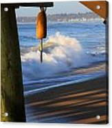 Buoy 2 Acrylic Print by Michael Mooney