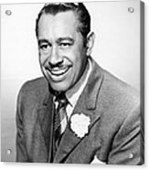 Cab Calloway Acrylic Print by Silver Screen