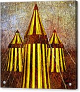 Camelot Restrained Acrylic Print by Bob Orsillo