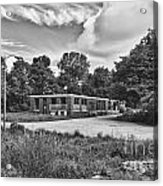 Camp 30 Number 7 Acrylic Print by Steve Nelson