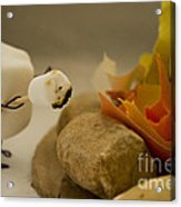 Cannibalism Is Sweet Acrylic Print by Heather Applegate
