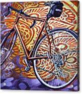 Cannondale Acrylic Print by Mark Howard Jones