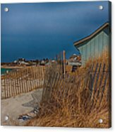 Cape Cod Memories Acrylic Print by Jeff Folger