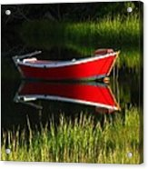 Cape Cod Solitude Acrylic Print by Juergen Roth