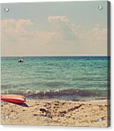 Carefree Acrylic Print by Laurie Search