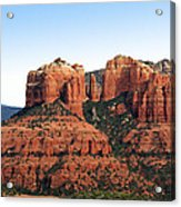 Cathedral Rock 2 Acrylic Print by Ellen Henneke