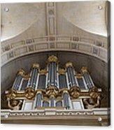 Chapel At Les Invalides - Paris France - 01133 Acrylic Print by DC Photographer