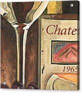 Chateux 1965 Acrylic Print by Debbie DeWitt