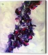 Cherry Rock'n Roll Acrylic Print by Isabelle Vobmann