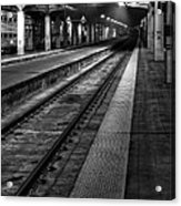 Chicago Union Station Acrylic Print by Scott Norris