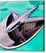 Chrome Aircraft Acrylic Print by Phil 'motography' Clark