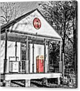 Coca Cola In The Country Acrylic Print by Scott Pellegrin