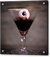 Cocktail For Dracula Acrylic Print by Edward Fielding