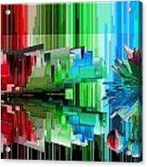Cognitive Dissonance 3 Acrylic Print by Angelina Vick