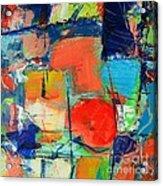 Colorscape Acrylic Print by Ana Maria Edulescu