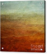 Colours Of The Fall Acrylic Print by Priska Wettstein