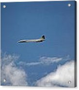 Concord Acrylic Print by Skip Willits