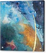 Constellations Acrylic Print by Cheryl Myrbo