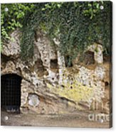 Cornwallis Cave Acrylic Print by Teresa Mucha