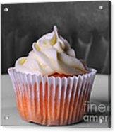 Cupcake II Acrylic Print by Jai Johnson