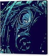 Cyber Punk Acrylic Print by Giuseppe Cristiano