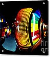 Daft Punk  Acrylic Print by Marvin Blaine