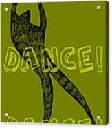 Dance Dance Dance Acrylic Print by Michelle Calkins