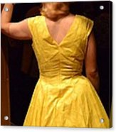 Dancing Queen II Acrylic Print by Carlee Ojeda