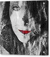 Dark Thoughts Acrylic Print by Linda Sannuti