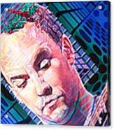 Dave Matthews Open Up My Head Acrylic Print by Joshua Morton