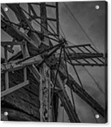 Davidson Windmill Acrylic Print by Paul Freidlund