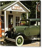 Days Gone By Acrylic Print by Kathleen Struckle