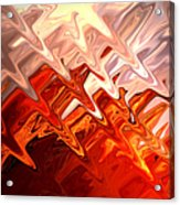 Desert Light Acrylic Print by Aidan Moran