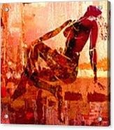 Devotion Acrylic Print by Stefan Kuhn