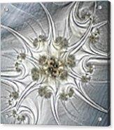 Diamonds Acrylic Print by Sharon Lisa Clarke