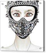 Diamonds Acrylic Print by Yosi Cupano