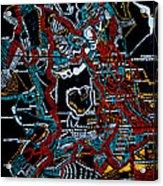 Dinka - South Sudan Acrylic Print by Gloria Ssali