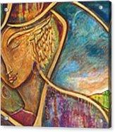 Divine Wisdom Acrylic Print by Shiloh Sophia McCloud