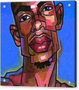 DJ Acrylic Print by Douglas Simonson