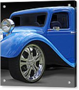 Dodge Pickup Acrylic Print by Mike McGlothlen