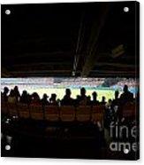 Dodger Stadium 2 Acrylic Print by Micah May
