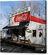 Dog Day Afternoon 2 Acrylic Print by Mel Steinhauer